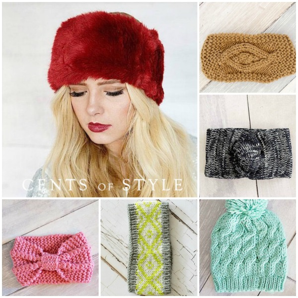 50% off Hats and Headwraps at Cents of Style