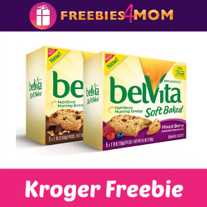 Free Belvita Breakfast Biscuits at Kroger