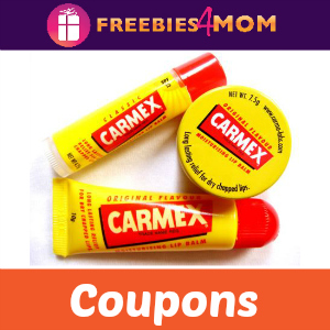 Coupons: Save on Carmex Products