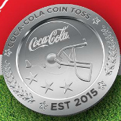 Coca-Cola Coin Toss
