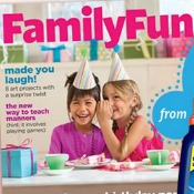 Purex Win a Subscription to Family Fun Magazine