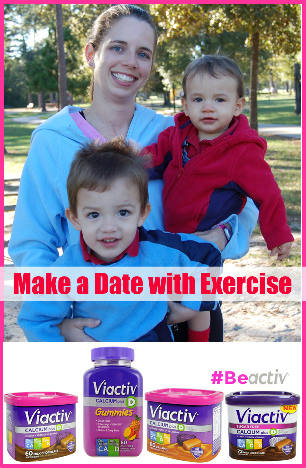 Make a Date with Exercise