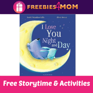 I Love You Night and Day Storytime