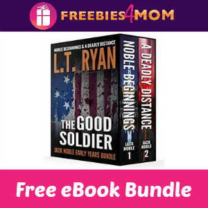 Free eBook Bundle by L.T. Ryan ($6.99 Value)