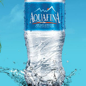 Aquafina Resolve to Refresh