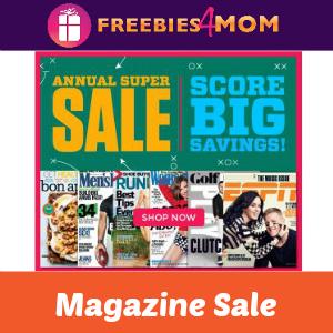 Magazine Super Sale