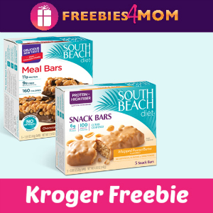 Free Box of South Beach Diet Snack Bars