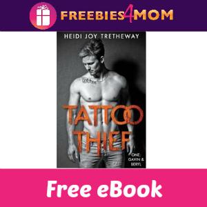 Free eBook: Tattoo Thief ($2.99 Value)