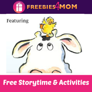 Free Click Clack Peep Storytime at Barnes & Noble