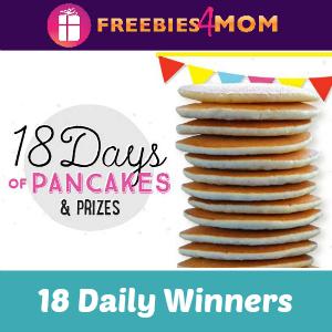 Sweeps De Wafelbakkers 18 Days of Pancakes