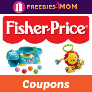 Save with new Fisher-Price Toy Coupons