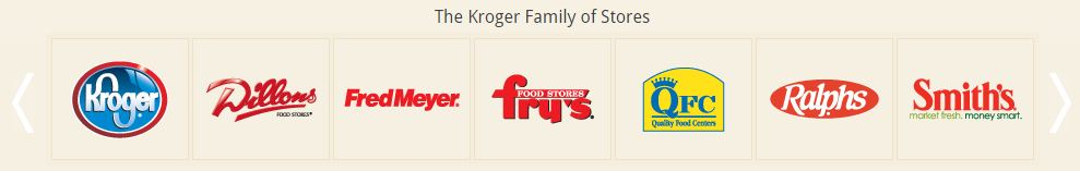 Kroger Famly of Stores