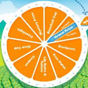 Wonderful Halos Wheel of Goodness