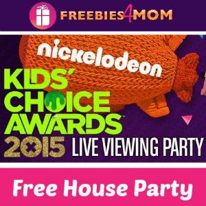 House Party: Nickelodeon Kids' Choice Awards