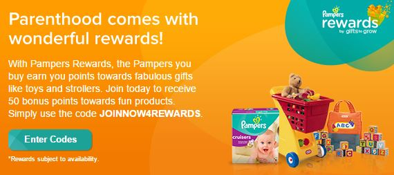 Pampers Join 50