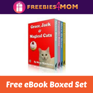Free eBook Boxed Set: Cool Cat Mysteries