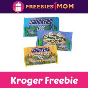 Free Mars Easter Single from Kroger