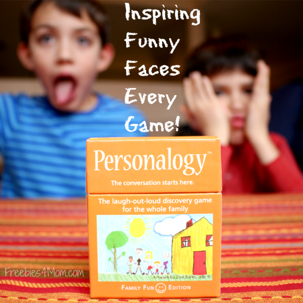 Play Personalogy Family Edition ~ Best Game for Fun Conversation!