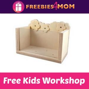 Free See-It-Grow Garden Lowe's Kids Clinic