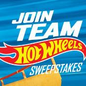 Hot Wheels Join Team Hot Wheels