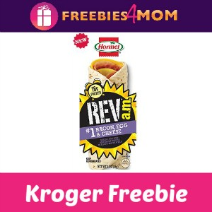 Free Hormel Rev a.m. Wrap at Kroger