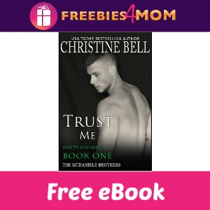 Free eBook: Trust Me-Book One ($2.99 Value)