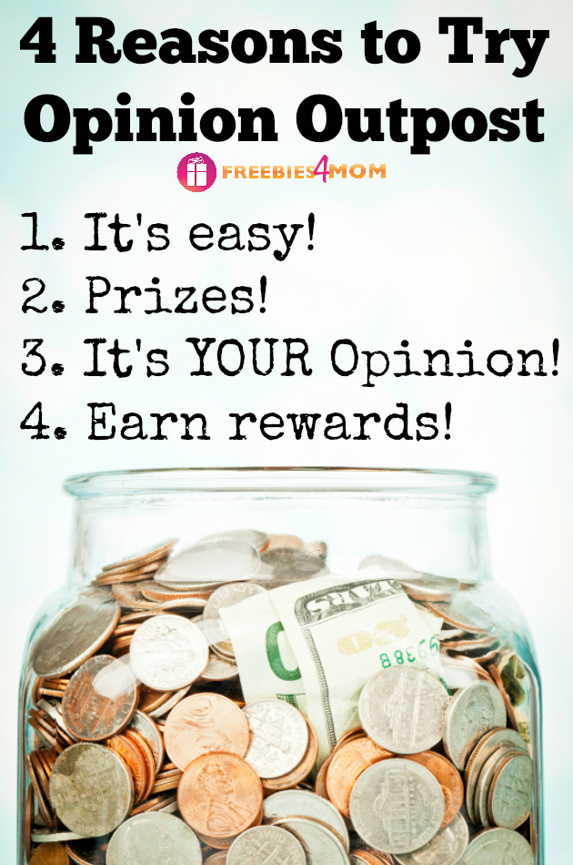 Join Opinion Outpost to Earn Extra Cash