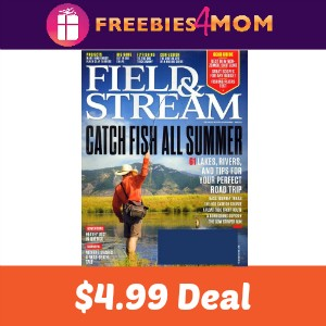 Magazine Deal: Field & Stream $4.99