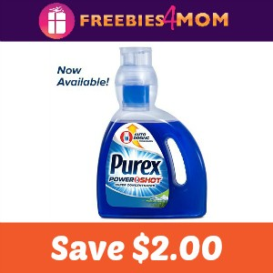 Coupon: Save $2.00 on Purex PowerShot Liquid