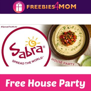 Free House Party: Sabra Spread the World