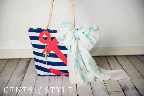 Fashion Deal: Nautical Items 50% Off
