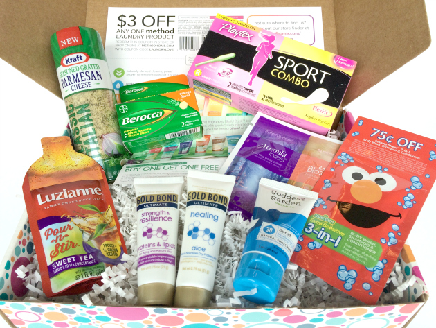 June 2015 PINCHme Box