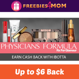 Physicians Formula Ibotta Rebates (Up to $6)