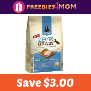 $3.00 off Rachael Ray Zero Grain Cat Food