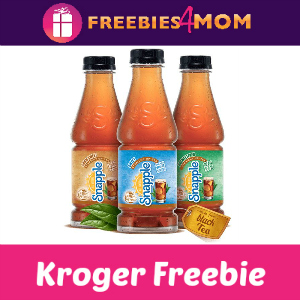 Free Snapple Straight Up Tea at Kroger
