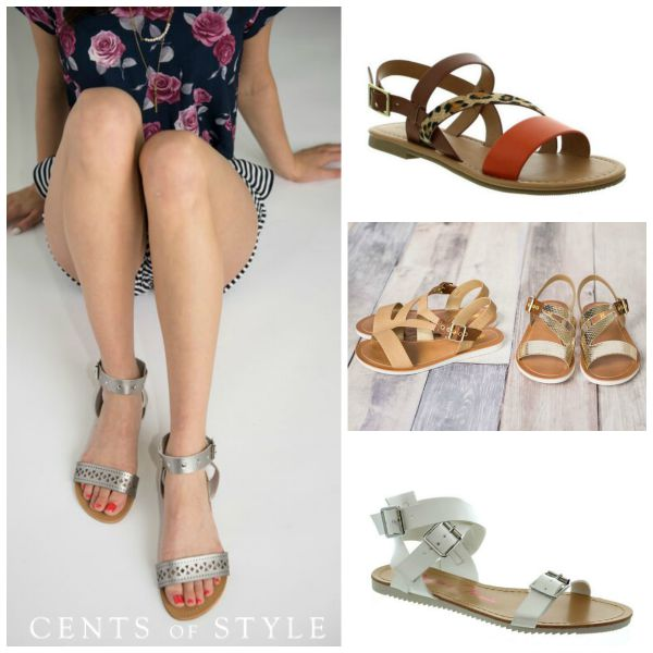 Summer Sandals 50% Off (+Bangle Deal)