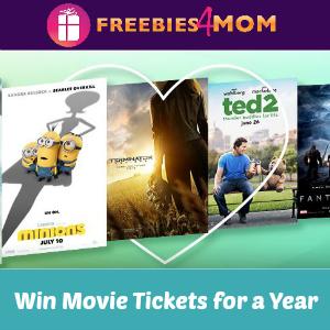 Sweeps Fandango's We Love Movies