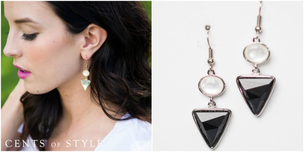 50% Off Metallics Collection (+Free Earrings)