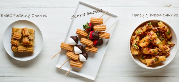 California Churros Recipes