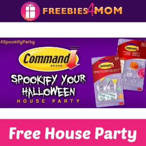Free House Party: Command Brand Spook-ify