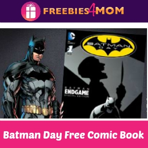 Batman Day at Barnes & Noble (Free Comic Book!)
