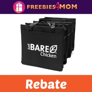Rebate: Just Bare Chicken Trunk Organizer