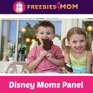 Apply for Disney Moms Panel (Free Training Trip!)