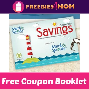 Free Holiday Mambo Sprouts Coupon Book
