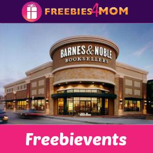 Free Weekend Events at Barnes & Noble