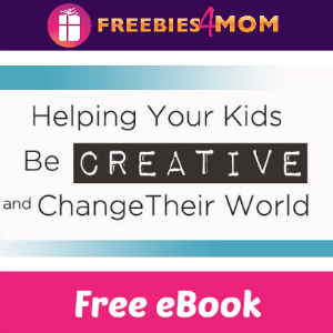 Free eBook: Helping Your Kids Be Creative