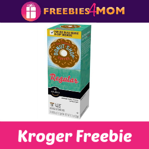 Free Keurig 3 ct Kcup Pack at Kroger