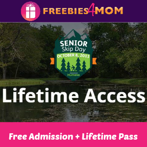 Free National Park Admission + Lifetime Voucher