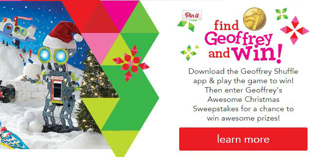 Free Geoffrey Shuffle App