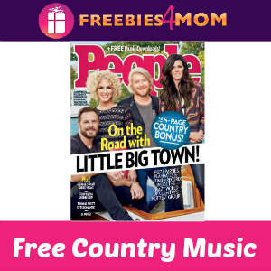 Free 7-Song iTunes Country Music Playlist